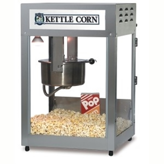 Pop Maxx Maple & Kettle Corn Machine 2552KC
