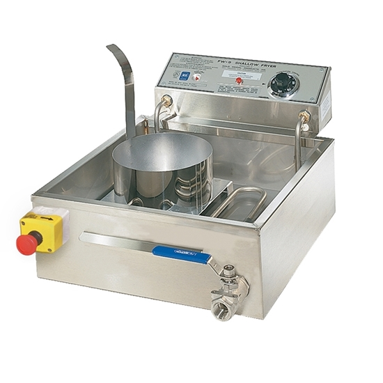Gold Medal 8049D Shallow Fryer