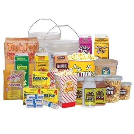 Picture for category Popcorn Supplies