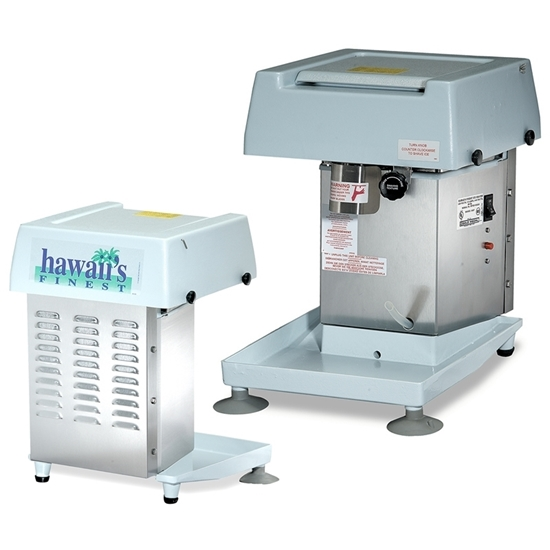 Picture of Hawaii's Finest Shave Ice Machine Model 1027HD