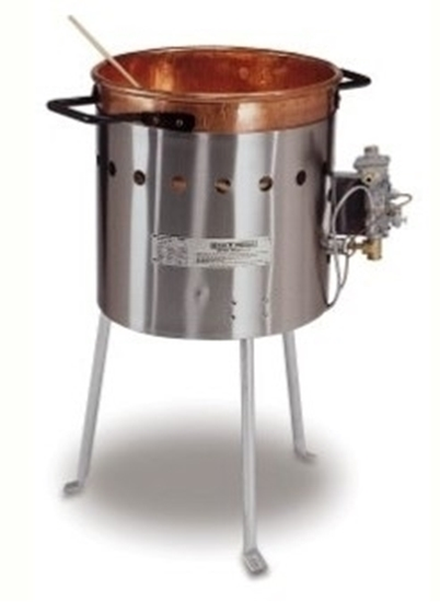 Picture of Bottled Gas Candy Apple Stove 4110BG