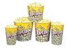 Popcorn Tubs Buckets Gold Medal Popcorn Design