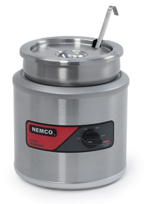 NEMCO 11 quart Round Cooker & Warmer