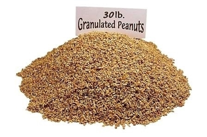 Granulated Peanuts Chopped Nuts