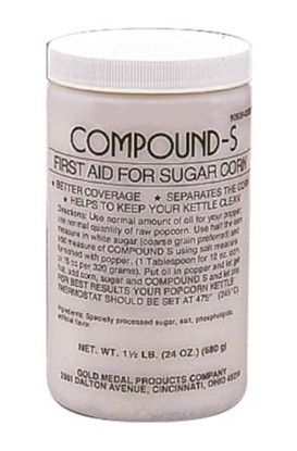 """Picture of Compound """"S"""""""