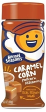 Caramel Corn popcorn seasoning