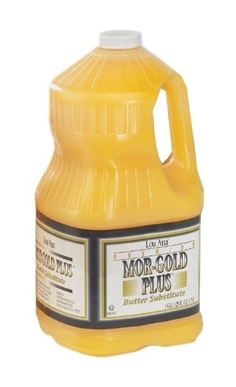 Mor-Gold Plus Premium Buttery Popcorn Topping