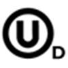 Symbol - UD dairy kosher