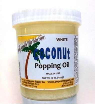 Coconut Oil, White