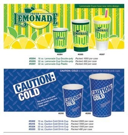 Picture for category Lemonade & Drink Cups