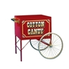 3118CF Cotton Candy Cart