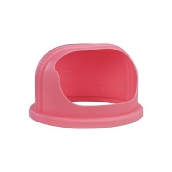 Solid Pink Floss Bubble 3944