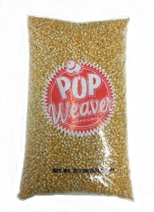Pop Weaver Yellow Popcorn 12.5 lb