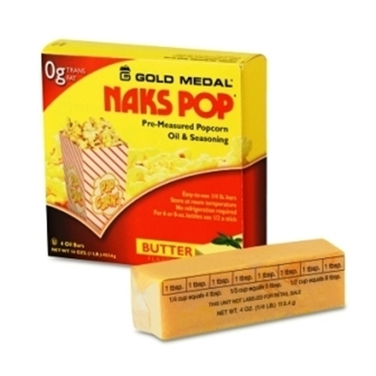 Naks Pop Coconut Oil Bars