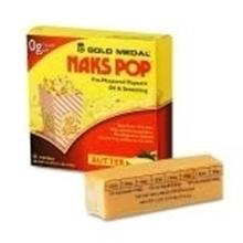 Naks Pop Coconut Oil Bars- 1 package of 4 bars