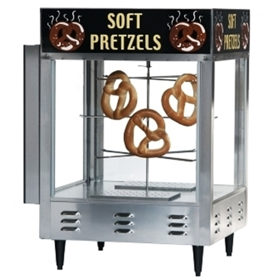 Pretzel Humidified Merchandiser 5550PR