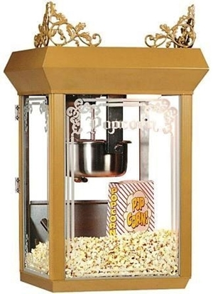 Picture of Gold Medal Antique 6oz Counter Popcorn Machine 2660GT