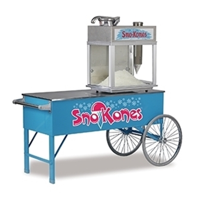 "Picture of 48"" Sno-Kone cart 3150SK"