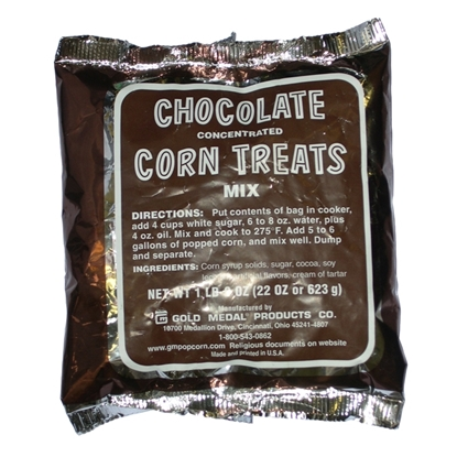 CHOCOLATE POPCORN MIX 2090