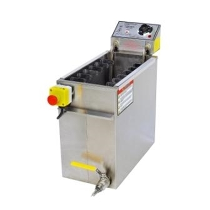 Picture of 8068 Gold Medal Corn Dog Fryer with drain 230 volt