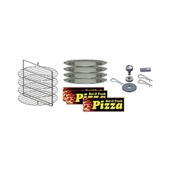 Large Cabinet Pizza Kit  Gold Medal 5553-000