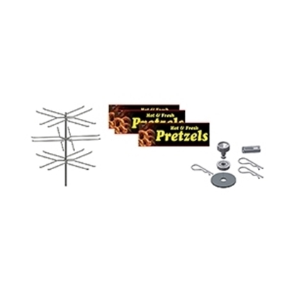 Large Cabinet PRETZEL KIT 5553-002