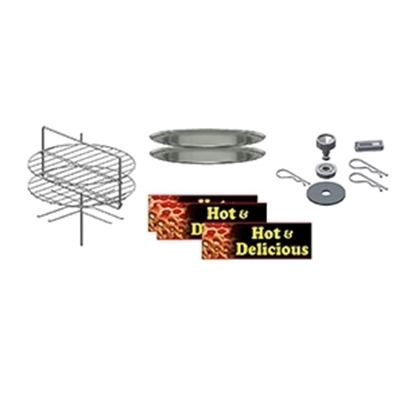 Gold Meal Large Cabinet Combo Kit 5553-004
