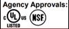 Symbol Agency Approvals