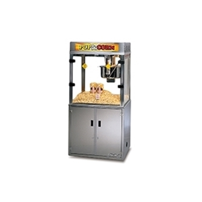 Gold Medal 2011-071Pop-O-Gold 32oz. Popcorn Machine w/Base