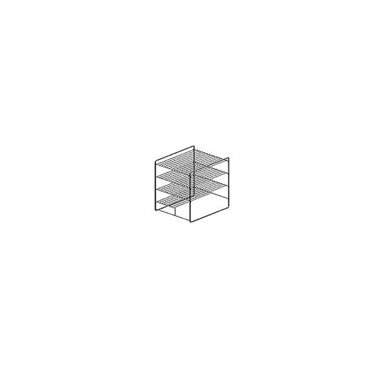 Large Cabinet FLAT RACK KIT 5553-006