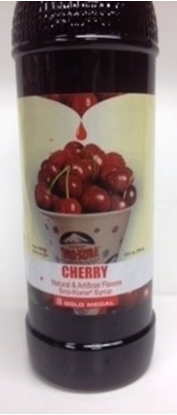 Cherry Sno-Treats CASE 1423