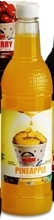 Pineapple Sno-Treats Syrup Gold Medal 1429