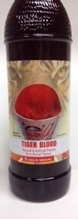 Tiger Blood Sno-Treats Syrup Gold Medal1433