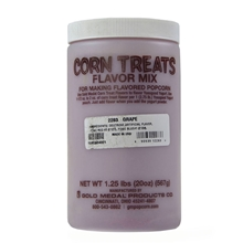 Corn Treat Flavor Mix - Grape
