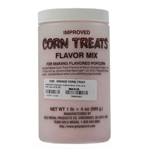 Corn Treat Flavor Mix - Orange