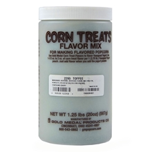 Corn Treat Flavor Mix - Toffee