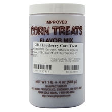 Corn Treat Flavor Mix - Blueberry