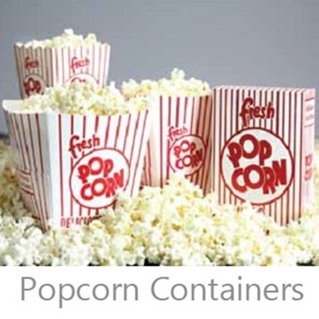 Picture for category Popcorn Bags, Boxes, Buckets, and Cones