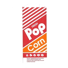 Picture of Popcorn Bags Paper 12 in. -  25Qty.