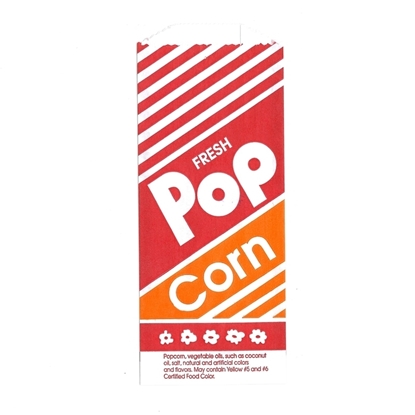 Picture of Popcorn Bags Paper