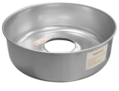 Aluminum Cotton Candy Pan 42040