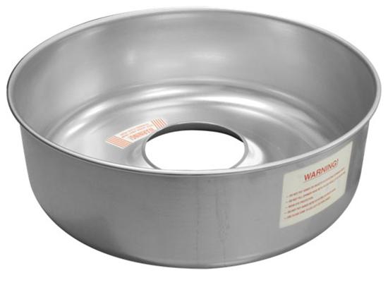 Aluminum Cotton Candy Pan 42040