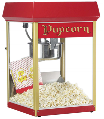 FunPop 8 oz. Popcorn Machine 2404
