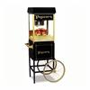 FunPop 8 oz. Popcorn Machine on black cart