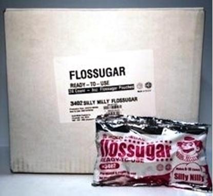 flossugar pink 8 oz pouch