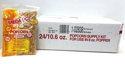MEGA POP Popcorn for 8oz Popper