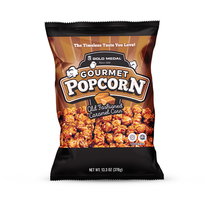 Picture of Caramel Corn Ready to Eat large 13.3oz bags 3737
