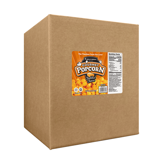 Picture of Cheddar Cheese Corn Bulk 3727