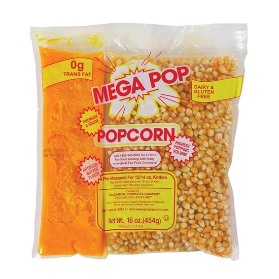 Picture of Mega Pop Complete Kits For use in 12oz. Poppers