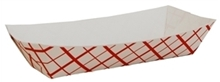 """Picture of Hot Dog Trays - 7"""" x 3-3/4""""  Hot Dog Trays - 7"""" x 3-3/4"""" Packed 1000/case"""